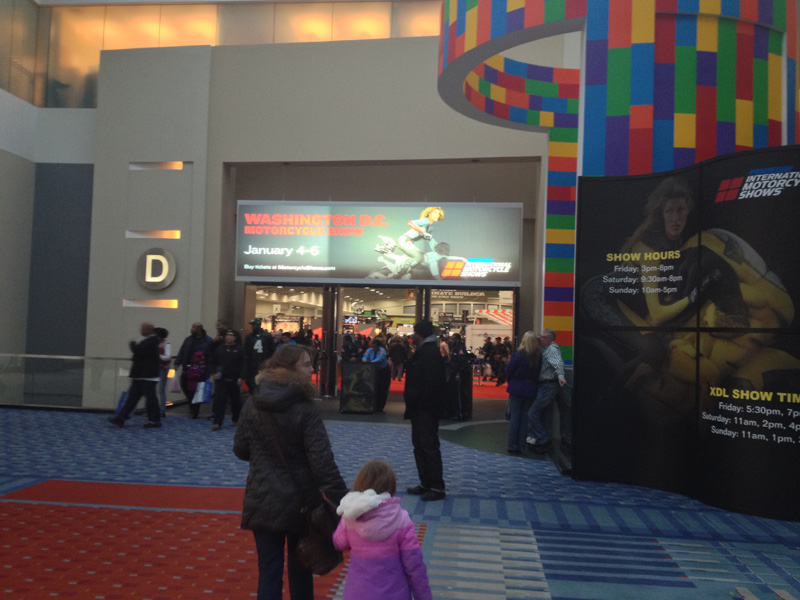 Show Entrance